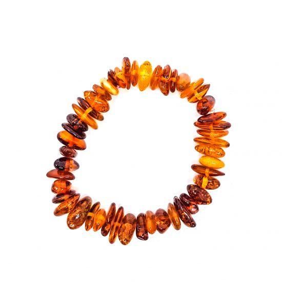 B0001 C 550x550 - Delicate amber bracelet -bracelet