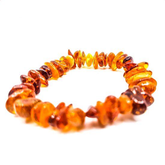 B0001 D 550x550 - Delicate amber bracelet -bracelet