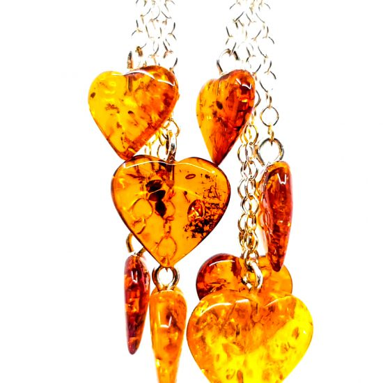 K0009 C 550x550 - Earrings hanging hearts -earrings